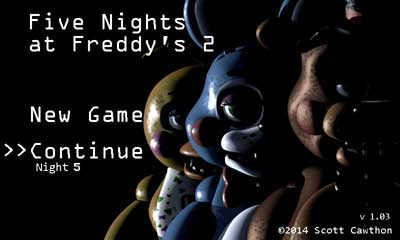 Скачать FNaF 7 Ultimate Custom Night APK на Android Полная версия