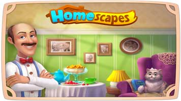 Homescapes-Android