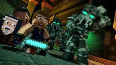 Скачать Minecraft: Story Mode на русском (Мод: все эпизоды) APK