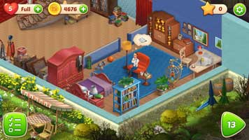 Homescapes-Rus-APK