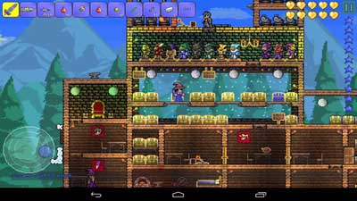 Terraria apk free android apps download | best apps and games.
